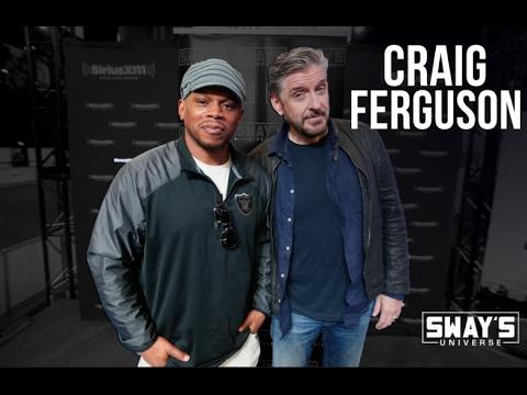 Sway Welcomes Craig Ferguson to the Sirius XM Family