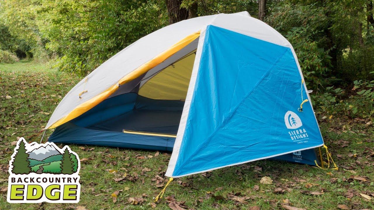 Sierra Designs Meteor 3 Tent & Sierra Designs Meteor 3 Tent - YouTube