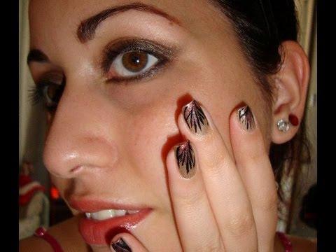 Make up tutorial: ferragosto di giorno e di sera