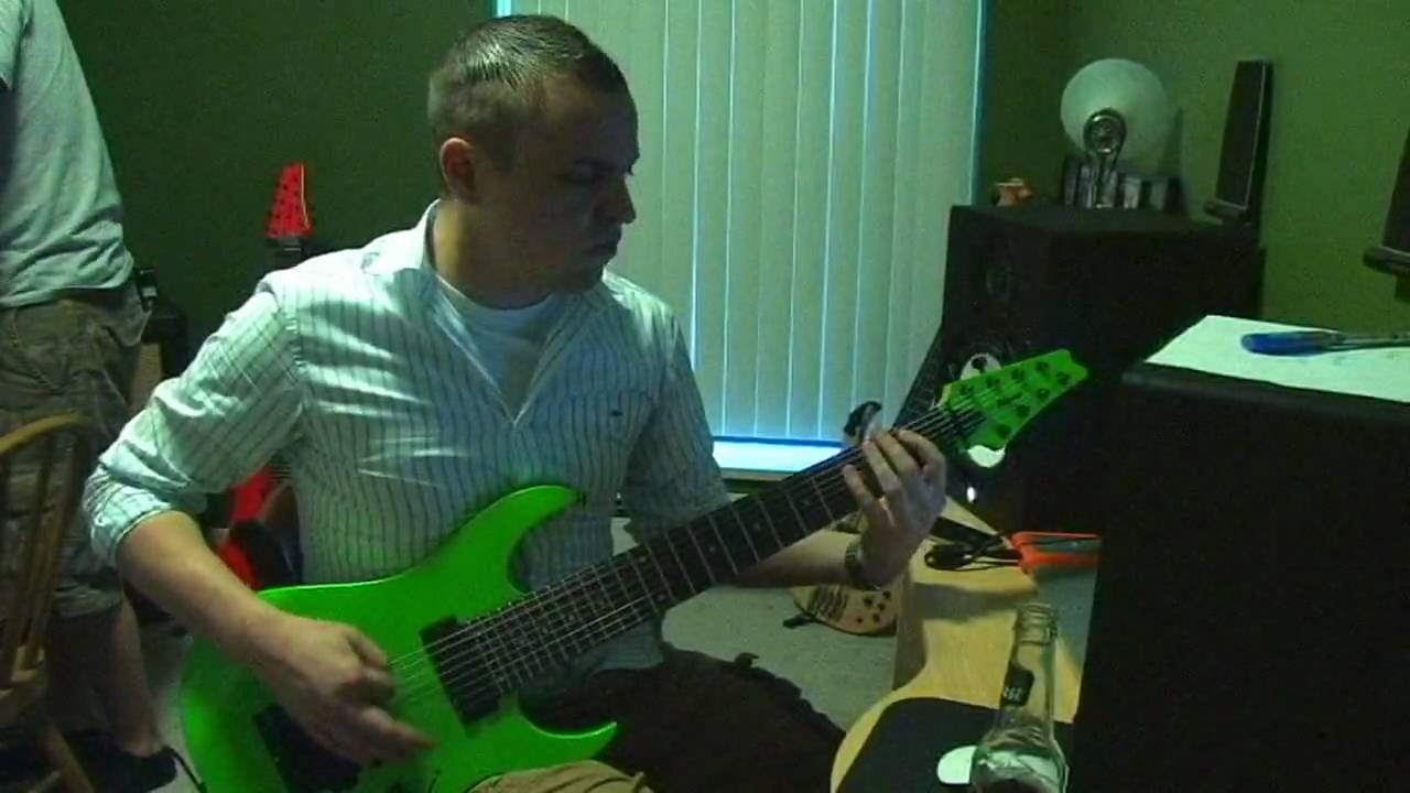 AFTER THE BURIAL - Pre Production Pt 3