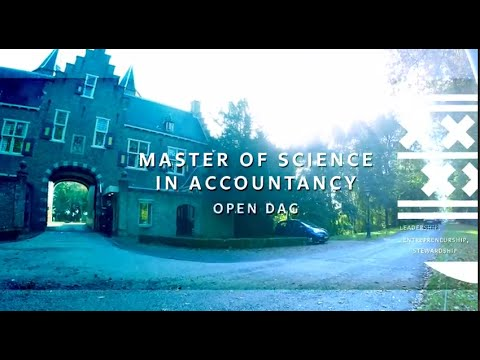 Open dag (Post-) Master Accountancy