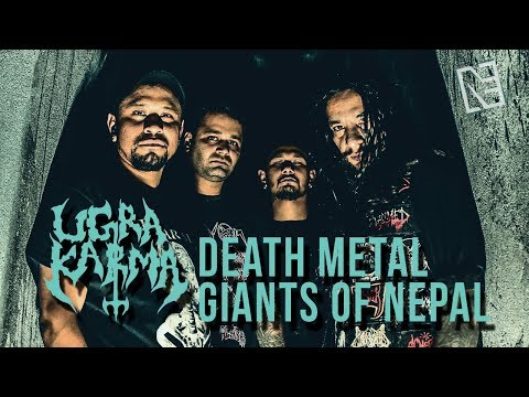 Archive of UgraKarma   Death Metal Giants of Nepal   Nepal Events
