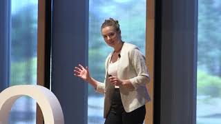 Self-extinguishing timber buildings: a climate change solution? | Carmen Gorska Putynska | TEDxUQ