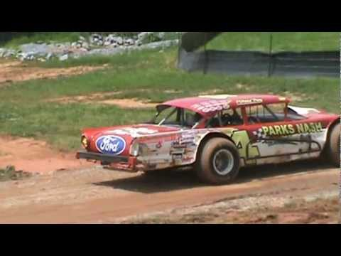 Don Racing at Cleveland County Fairgrounds Speedway Shelby NC 4/21/2012