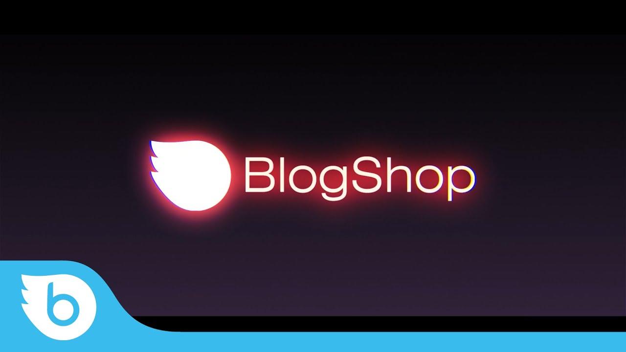 LOGO動畫 影片片頭開場動畫設計+開場影片〈雜訊特效|時尚潮流|流行嘻哈〉OLX-019/999元 BlogShop部落蝦|多媒體 ...