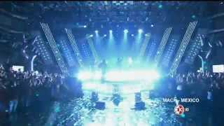 Ricky Martin Presentacion-La Voz Mexico 4-We Will Rock You