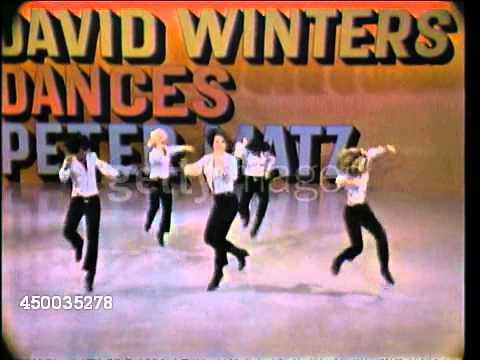 David Winters dance performance on Hullabaloo in 1965!