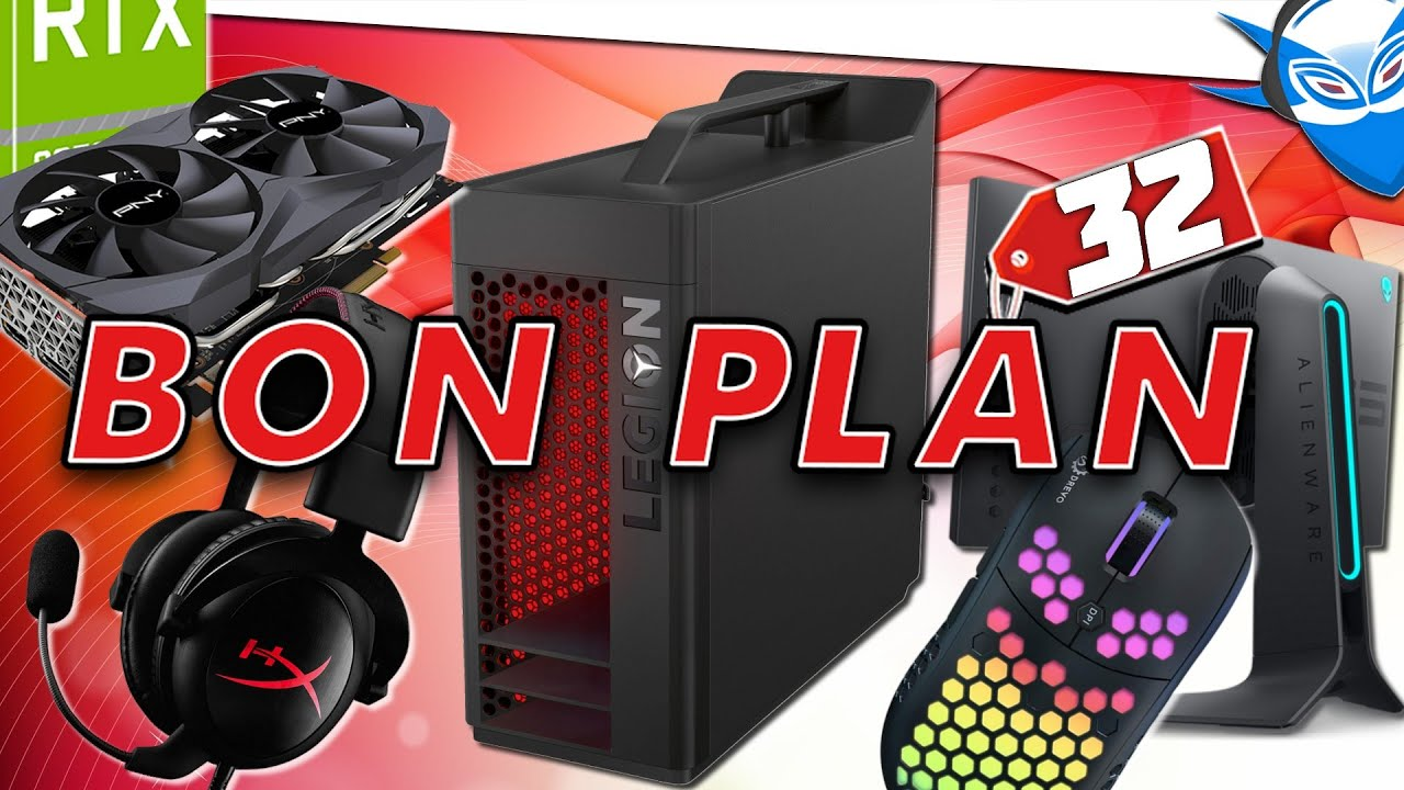 BON PLAN FNK - Hardware & PC Gamer 2020 (#32)