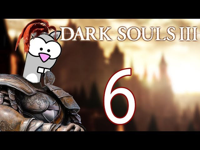 The Cathedral of the Deep - Dark Souls 3 Gameplay / Walkthrough - PC - Deprived - Episode 6