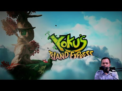 Game Unyu unyu - Yokus Island Express |
