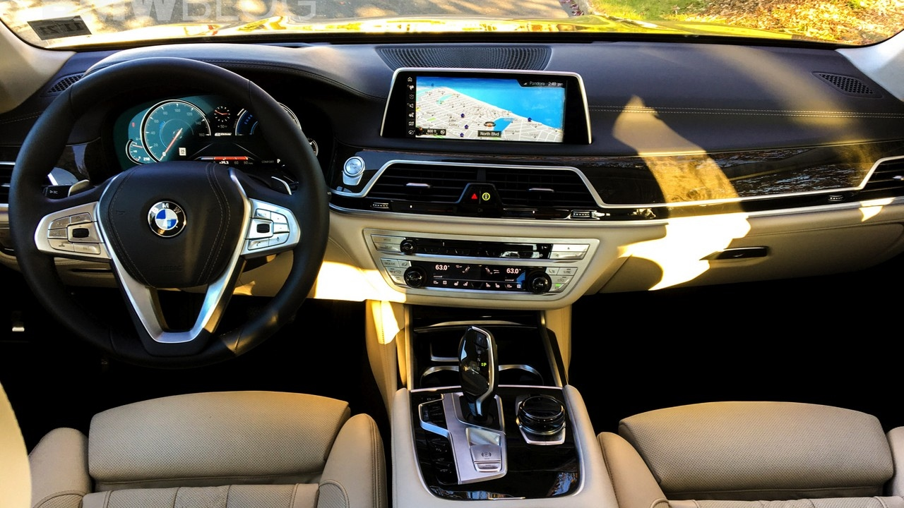 2016 Bmw 740e Xdrive Iperformance Review Supercar Chanel 2017