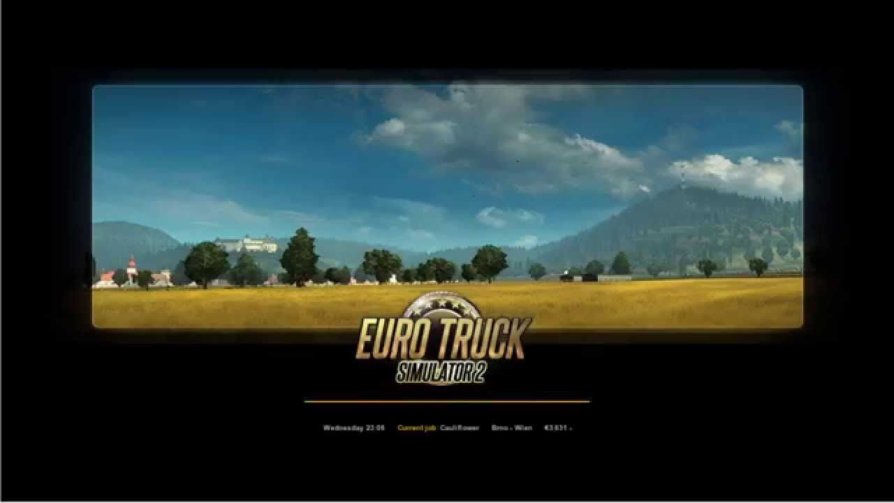ETS2 -World Of Trucks-How to get external contracts? - YouTube