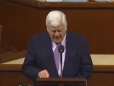 Rep. Jim McDermott talks about Republican Hypocrisy