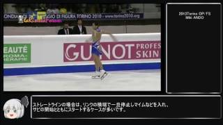 ステップシークエンス概説【なんちゃってスケート講座】