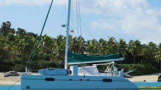 Caribbean Catamaran GREEN FLASH. Green Flash Charters