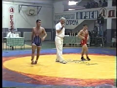 58 Kg. Vlatko Sokolov (Bucim) Vs Oktaj Arifovski (Balkanec) 1997 Play Off