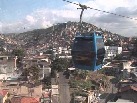 Arabic-web-Rio aerial tram opens up favela
