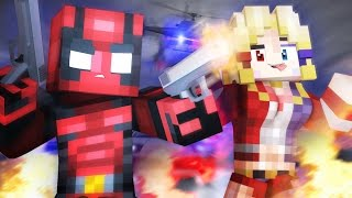 Minecraft Deadpool #1: THE SUICIDE SQUAD? (Minecraft Roleplay) S3E1