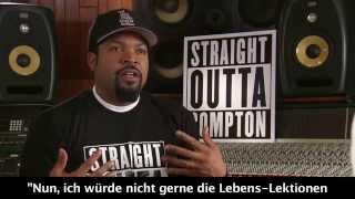 Teddy interviewt Ice Cube