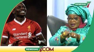 QG – Quand Aïda Mdodj parle de Sadio Mané « c'est grâce à lui… »