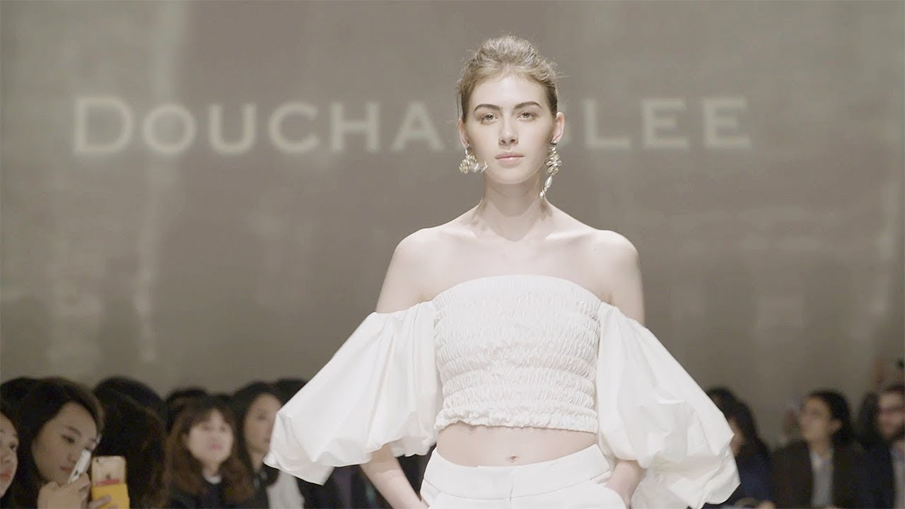 Douchanglee | Spring Summer 2018 Full Fashion Show | Exclusive #1