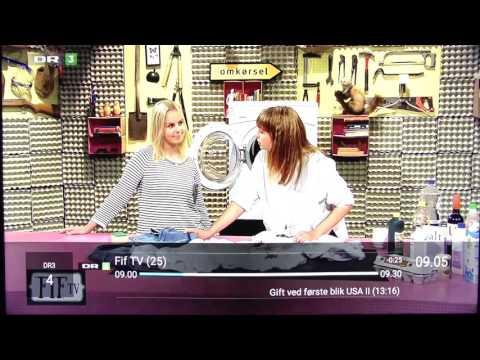 Aurora TV - Android TV Danish walk through