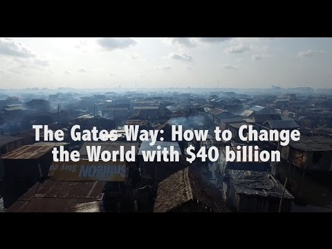 How and Why Bill Gates Became a Philanthropist