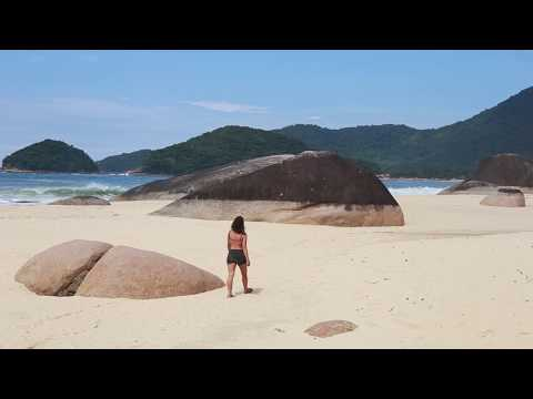 Brasil en 1´: Paraty /Trindade - Rio de Janeiro - Documental - Ticket de ida - FULL HD