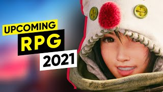 Top 15 New RPGs Coming this 2021 (PC, PS4/PS5, Xbox One/Series X|S, Switch)