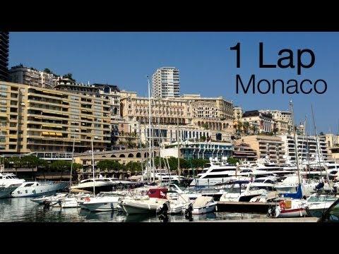Circuit De Monaco lap - F1 Grand Prix