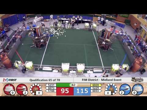 QM65 - 2017 Midland District Competition