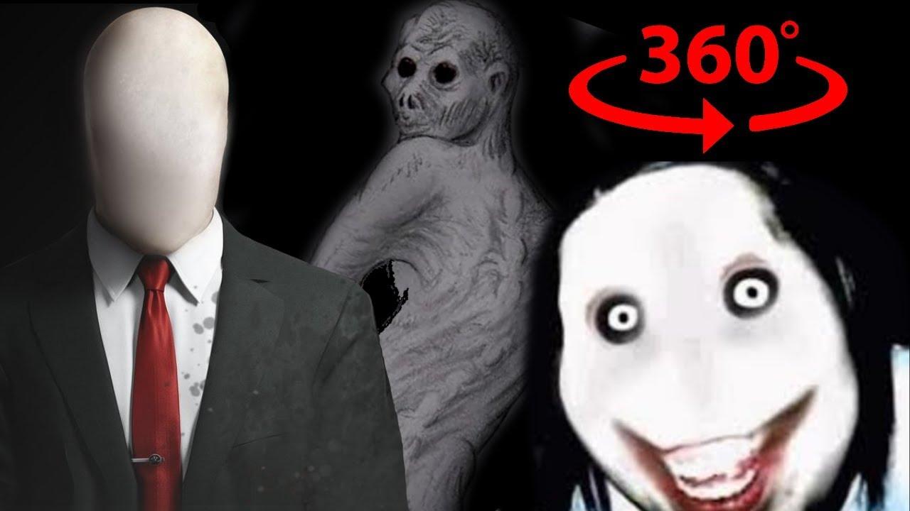 360 Creepypasta Experience VR 4K