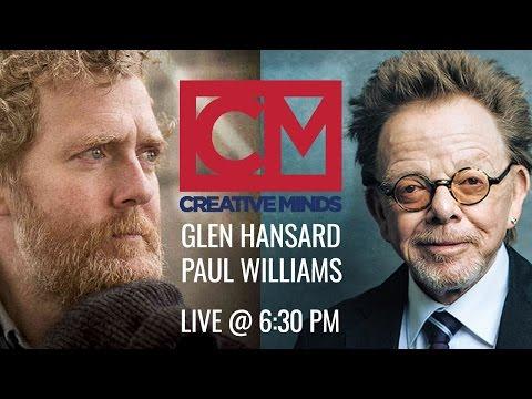 Creative Minds - Glen Hansard & Paul Williams in Conversation
