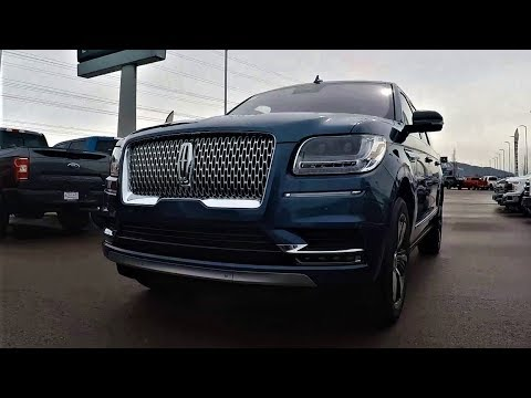2019 Lincoln Navigator: The Full Sized Luxury SUV King?