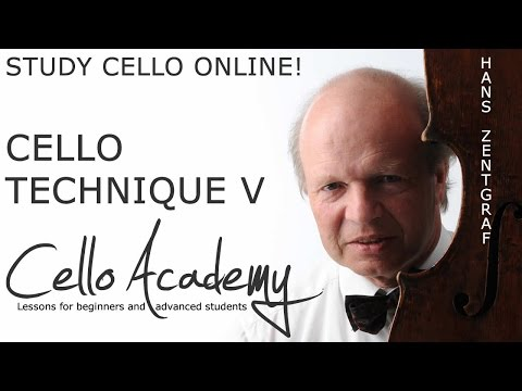Cello Tutor | Cello Technique V: Shifting: the basic principles of changing positions