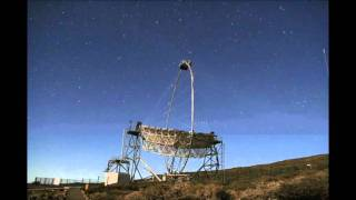 """The Magic Telescope"" - a time lapse by Michael Rissi (2008) to the..."