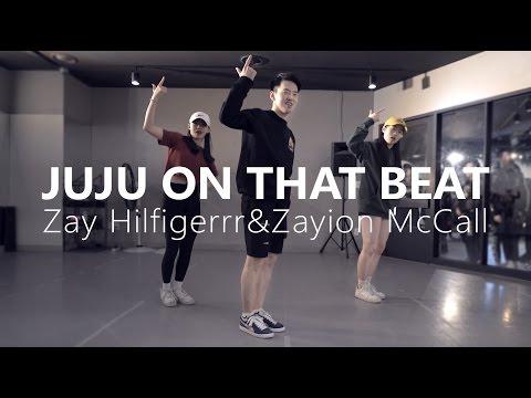Zay Hilfigerrr&Zayion McCall - JUJU ON THAT BEAT / Choreography.AD LIB