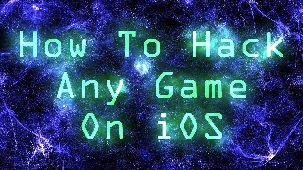 Hack Almost Any Game On iOS 8 X X - 5 X X With LocalIAPStore