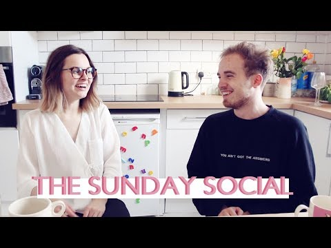 THE SUNDAY SOCIAL | Josh Edwards, Music Manager | Lucy Moon