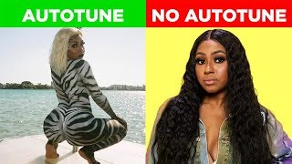 GENIUS INTERVIEWS VS. SONGS PART 4 (AUTOTUNE VS. NO AUTOTUNE)