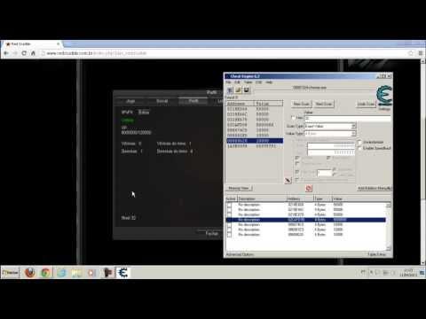 Hack de XP para red crucible 2