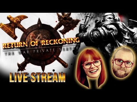 WARHAMMER ONLINE: RETURN OF RECKONING ► GAMEPLAY #1