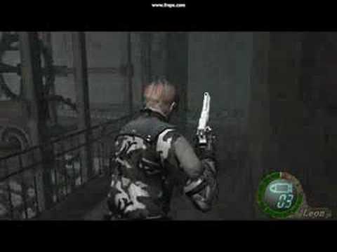 Resident Evil 4 Моды