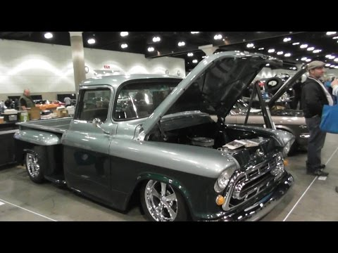 CLASSIC AUTO SHOW LA 2017 Los Angeles Convention Center Full