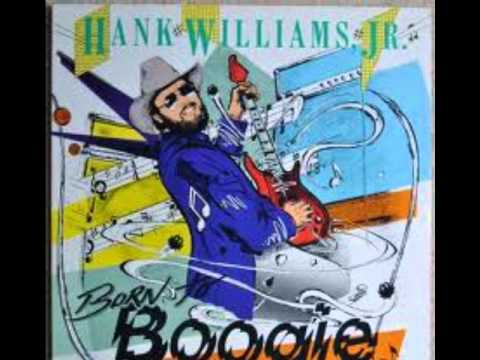 "Hank Williams, jr. ""Born To Boogie"""