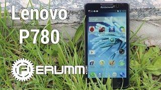 видео обзор Lenovo P780