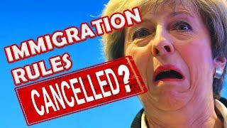 NO IMMIGRATION RULES POST BREXIT|UK VISA|UK IMMIGRATION|BREXIT UPDATE|UKBA|2019 HD