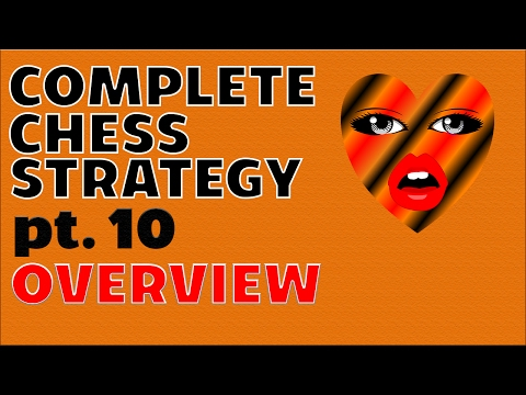 BEGINNER TO 2000 - COMPLETE CHESS STRATEGY PART 10: A COMPLETE OVERVIEW