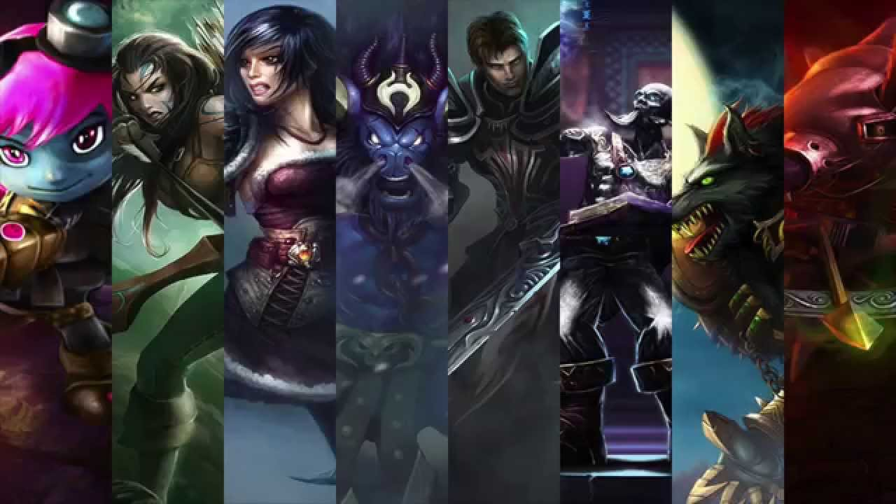 League of Legends: How to get all 4 free League of Legends skins!