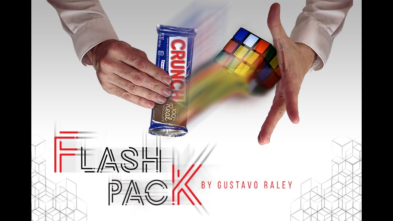 Flash Pack | PRODUCTS BY GUSTAVO RALEY